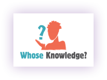 Whose Knowledge?