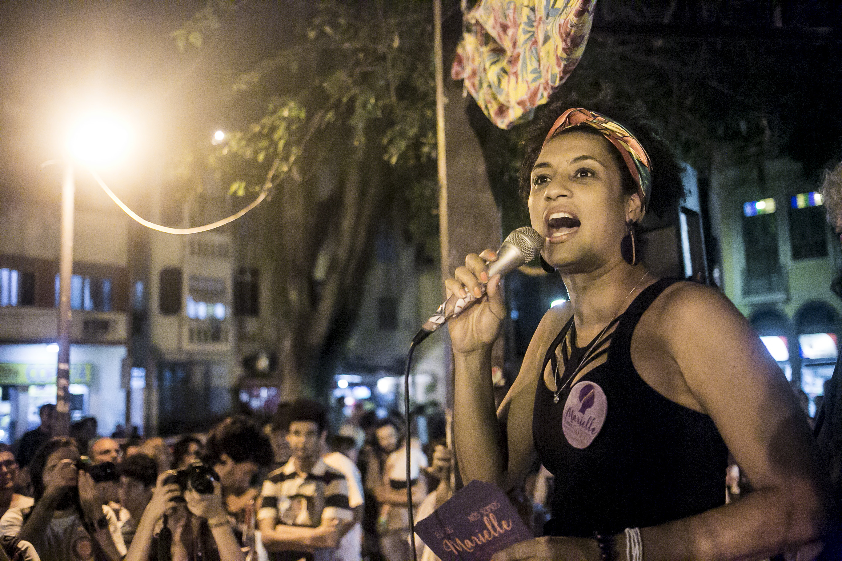 Whose Knowledge? | The Life and Death of Marielle Franco on Wikipedia