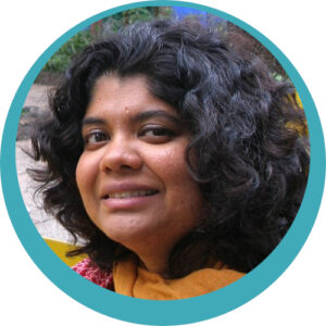 Photo of Anasuya Sengupta.