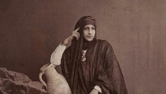 Egyption falaha 1880