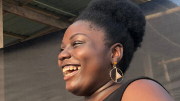 Portrait of Maame Marfo