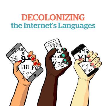 Decolonizing the Internet Logo