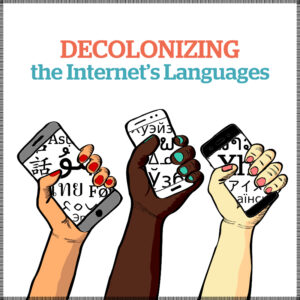 Decolonizing the Internet Logo